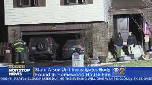 Body Found In Homewood After House Fire Extinguished [Video]