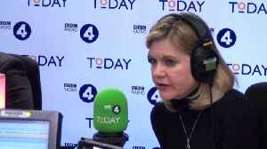 No-deal Brexit might see Greening quit [Video]