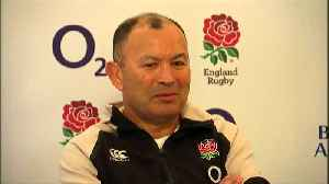 Jones wants England to 'spoil the party' ahead of crunch Wales clash [Video]