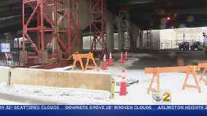 Additional Corrosion Has Been Shored Up On Lake Shore Drive Bridge [Video]