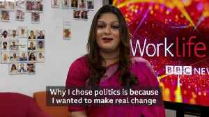 The trans woman shattering the glass ceiling in Indian politics [Video]
