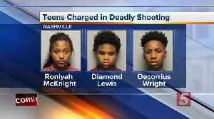 Juvenile suspects in musician's killing set to appear in court [Video]
