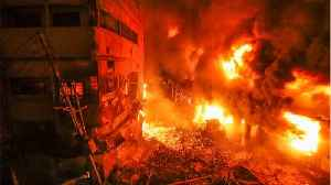 News video: Death Toll Expected To Rise In The Aftermath Of Fire In Bangladesh Capital