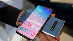 News video: Samsung Unveils New S10s, Pushes Envelope With Fold