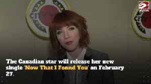 Carly Rae Jepsen to drop new track next week [Video]