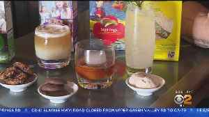 Redondo Beach Bar Offers Cocktails For Every Girl Scout Cookie [Video]