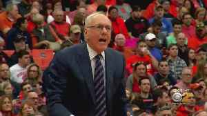 Syracuse Coach Jim Boeheim Strikes, Kills Man [Video]