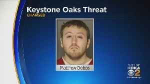 Man Charged With Making Threats Against Keystone Oaks Students [Video]