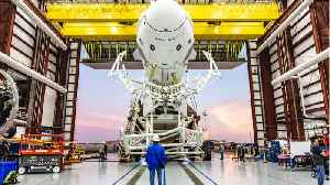 SpaceX Takes The First Private Mission To The Moon [Video]