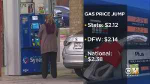 Texas Sees Biggest Weekly Gas Price Jump Since 2017, AAA Says [Video]