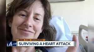 Tips for surviving a heart attack [Video]