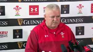 Wales boss Gatland relishes