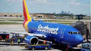 Southwest Shares Drop Due To Spike In Cancellations [Video]