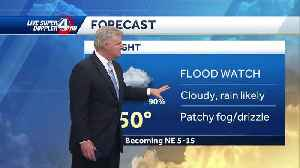 Flood watch continues [Video]