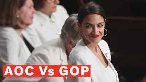 News video: Alexandria Ocasio-Cortez Vs. The GOP: 7 Smears And Insults Hurled At New York Congresswoman
