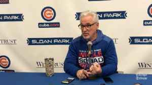 Joe Maddon on Albert Almora Jr.: 'He's going to have a great year' [Video]