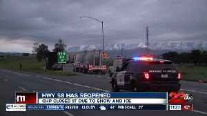 Highway 58 Now Open [Video]