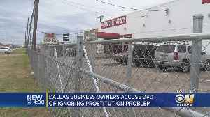 Dallas Business Owner Says Police Ignoring Complaints [Video]