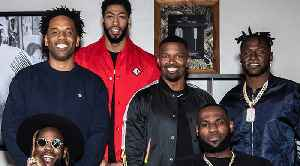 "LeBron James Says He Has ""ACTIVATED"" For Playoffs As Anthony Davis Is Set To Appear On 'The Shop' [Video]"