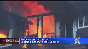 Columbia Gas Explosion Will Cost Company More Than $1 billion [Video]
