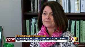 Mason community mourns 10-year-old girl [Video]