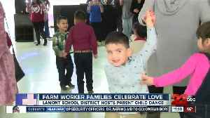 Lamont School District hosts parent-child dance [Video]