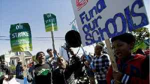 Oakland Teachers Strike For More Student Resources [Video]