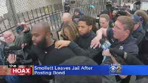 Jussie Smollett Bonds Out Of Cook County Jail [Video]
