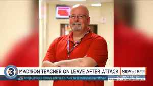 Madison teacher put on leave after student says he pushed her and ripped out her braids [Video]