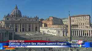 Catholic Church Sex Abuse Summit Begins [Video]