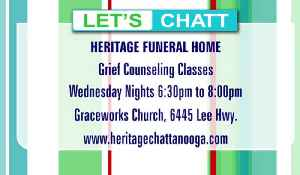 Heritage Funeral Home, Brainerd Chapel Sponsors Grief Counseling Classes for Adults & Children [Video]