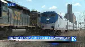 State House of Representatives votes 'no' to save state funding for Hoosier State Rail Line [Video]