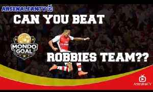 100 Million To Spend | Can You Beat Robbie's Team?? [Video]