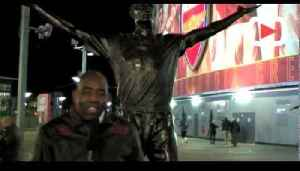 Tony Adams Statue Reaction to Arsenal v WBA (2-0) - Fan Talk Posh Box - Arsenalfantv.com [Video]