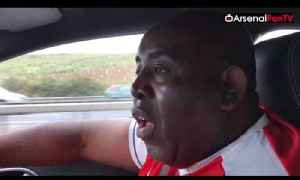 Arsenal v Swansea | Road Trip [Video]