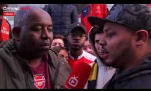 Arsenal 2 Man City 2 | The Infighting Will Only Stop When Wenger Goes! (Troopz) [Video]