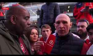 Arsenal 2 Man City 2 | Arsenal Fans Fighting Amongst Themselves Is Disgusting (Lee Rant) [Video]