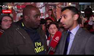 Arsenal 3 West Ham 0 | Wenger Should Not Be Blamed For Fans Fighting says Moh [Video]