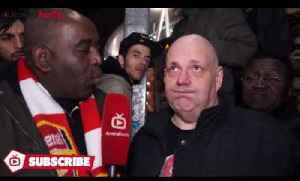 Arsenal 1 Bayern Munich 5 | When Is The Cut Off Point For Arsene Wenger asks Claude [Video]