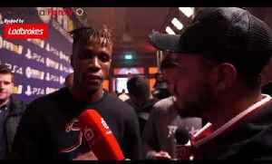 Wilfried Zaha Talks To Troopz | FIFA 18 Launch Party [Video]