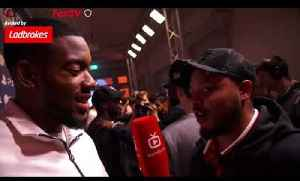 Gold Medalist Nethaneel Mitchell-Blake Talks To Troopz | FIFA 18 Launch Party [Video]