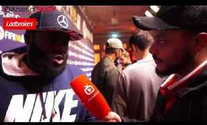 Top Grime Artist P Money Talks Arsene Wenger With Troopz | FIFA 18 Launch Party [Video]