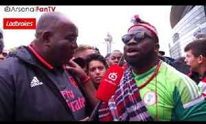 Arsenal 2-0 Brighton   Iwobi's Goal Was An Independence Day Present To All Nigerians!! (Kelechi) [Video]