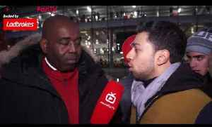 Arsenal 4-1 Crystal Palace | Alexis Did Not Leave For The Money, United Have Ambition! (Afzal) [Video]