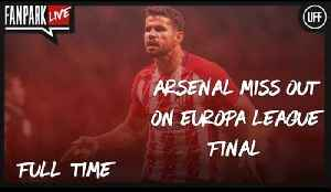 Arsenal Miss Out On A EL Final - Atletico Madrid 1-0 Arsenal - Full Time Phone In - FanPark Live [Video]