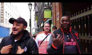 (LIVE) Can Arsenal Win In Madrid?  Ft DT, Troopz, Lee Gunner & Dave T [Video]