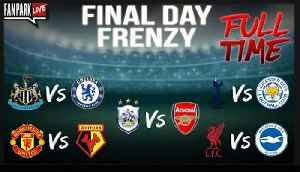 Huddersfield 0-1 Arsenal - FINAL DAY FRENZY - Full Time Phone In - FanPark Live [Video]