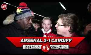Arsenal 2-1 Cardiff City | We Need To Defend Better As A Unit!! [Video]