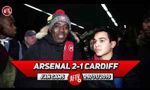 Arsenal 2-1 Cardiff City | Suarez & Perisic Would Be Good Signings But We Need Defenders! [Video]