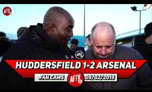 Huddersfield 1-2 Arsenal | Clean Sheet Doesn't Matter, We Got The 3 Points! (Claude) [Video]